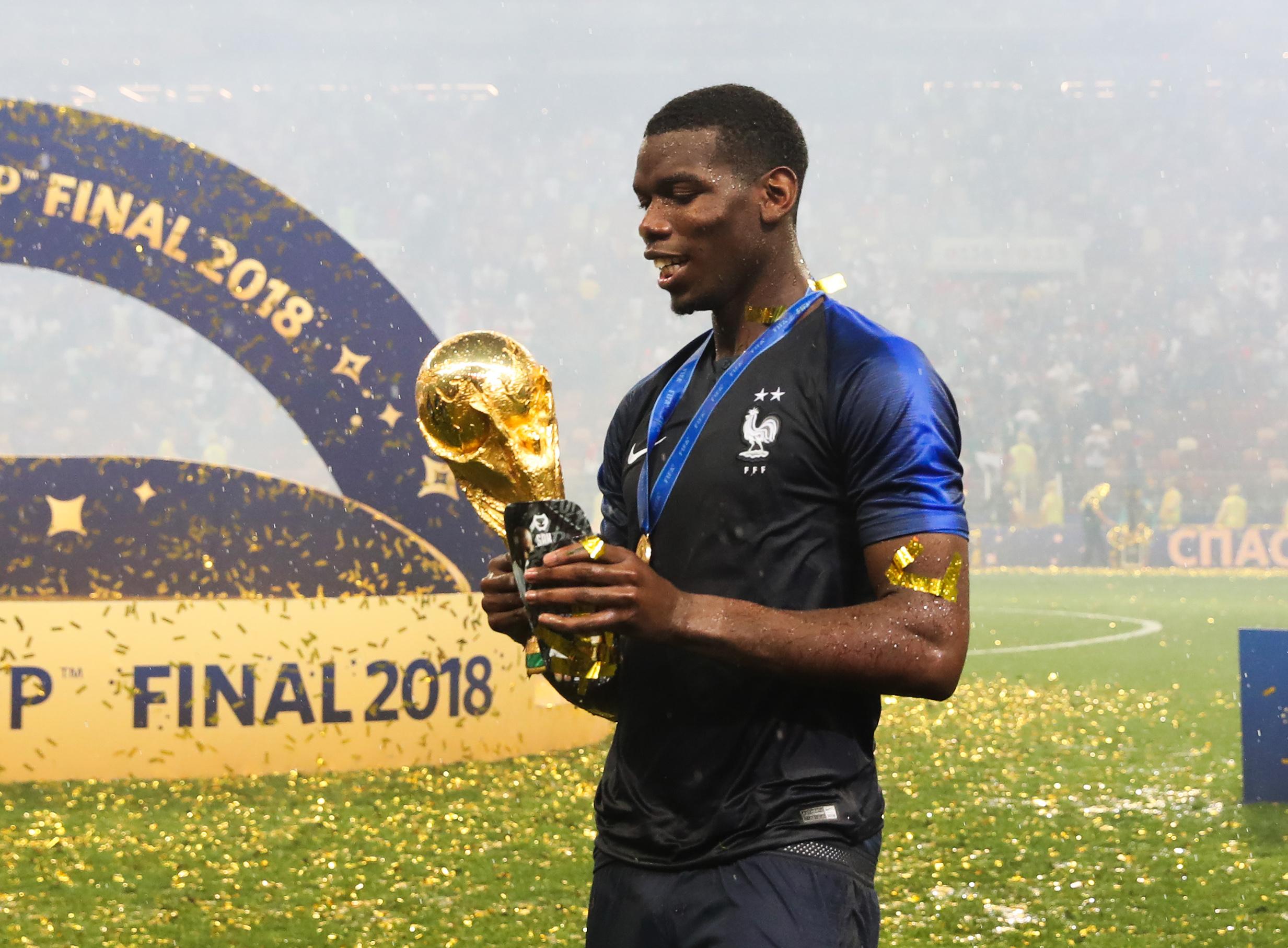Paul Pogba Les Ingrédients Dune Coupe Du Monde Réussie