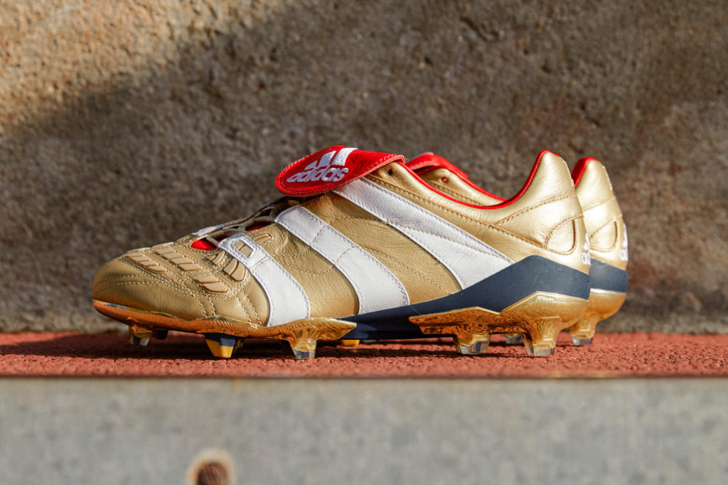 labirinto scheletro gamba  Video - Zidane et Beckam réunis pour les 25 ans de la Predator | Sport  Business Mag