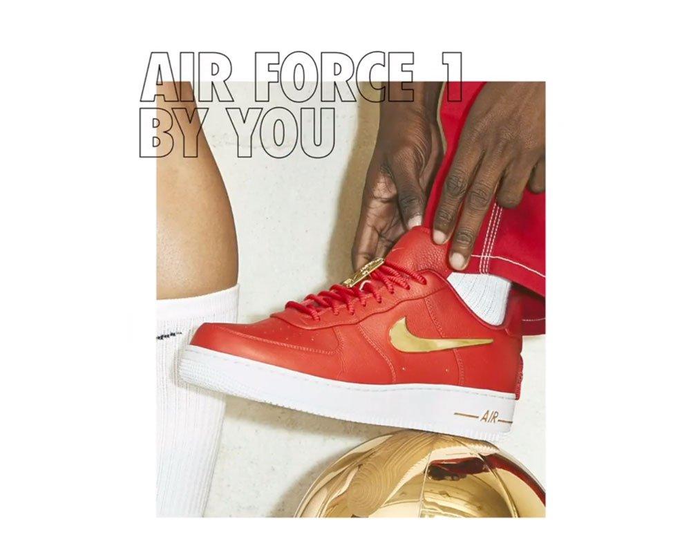 le dernier 5fc45 4ae1f Nike : Une Air Force One NBA au prix de… 260€ | Sport ...