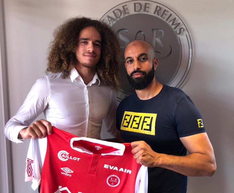 Le Stade De Reims Recrute Brahimi Sport Business Mag