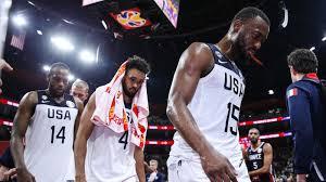 Défaite de la Team USA
