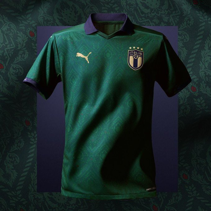 Puma dévoile le nouveau maillot de l'Italie | Sport Business Mag