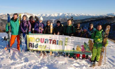 Mountain Riders: Ensemble pour nos montagnes