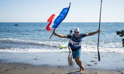 Stand Up Paddle : Puyo et Marticorena sacrés, deux autres français médaillés