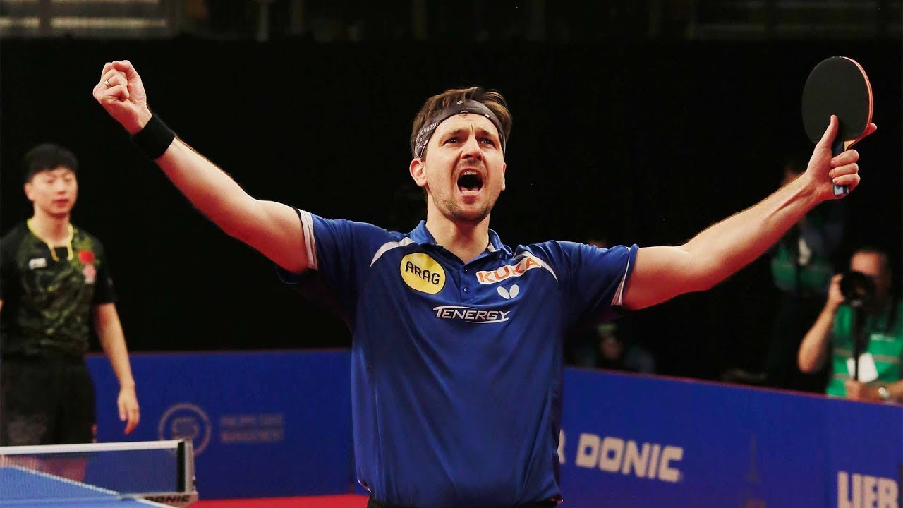 Timo Boll invincible !! | Sport Business Mag