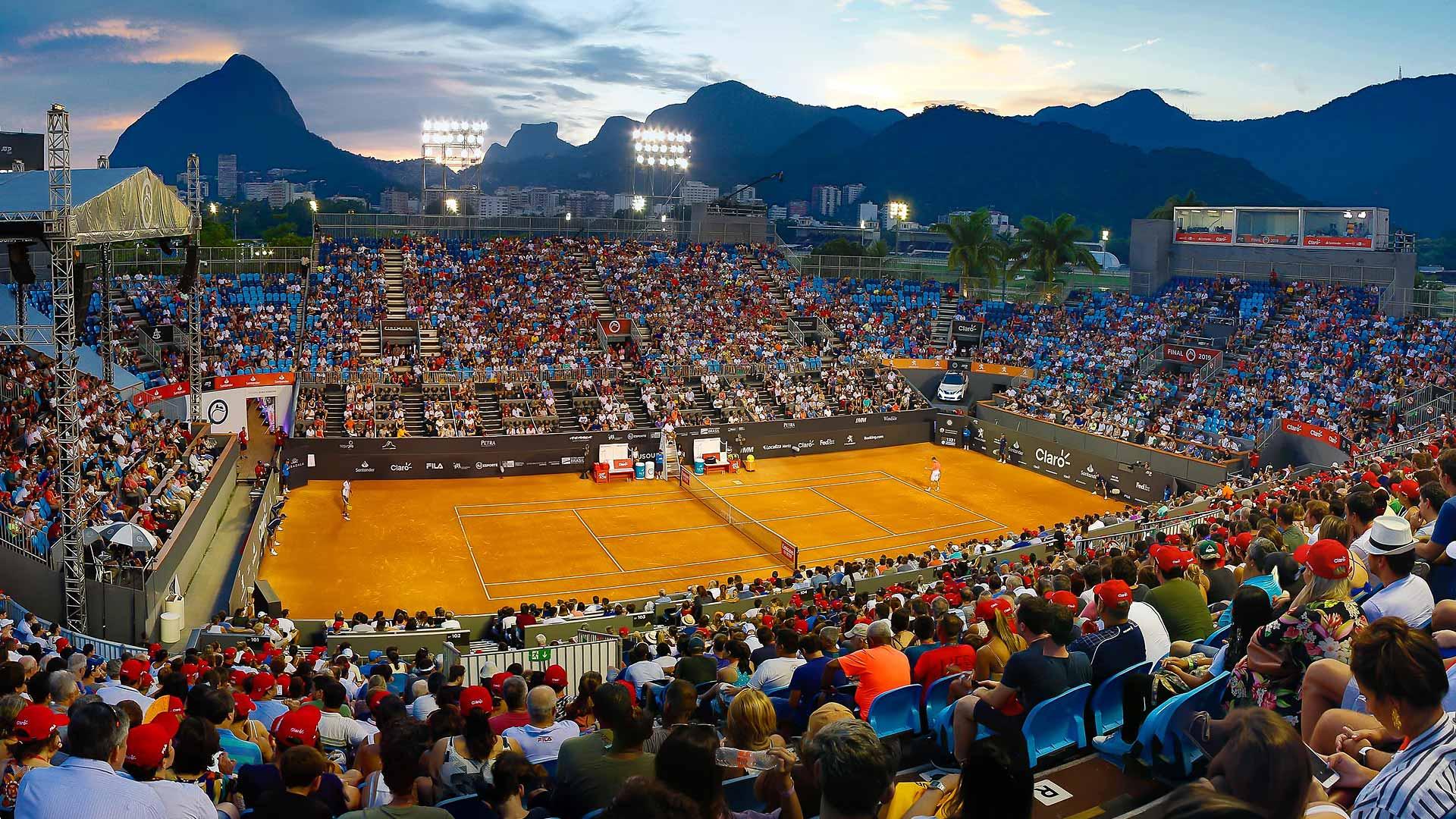Tennis Rio