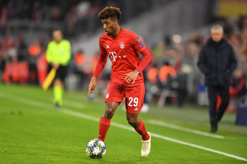 Kingsley Coman Aktuelle Teams