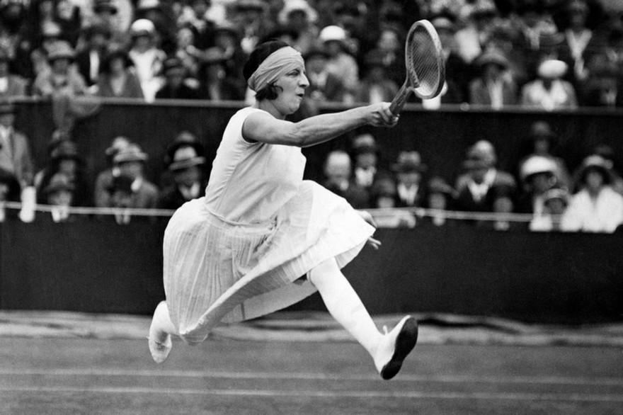 Qui est Suzanne Lenglen ? | Sport Business Mag