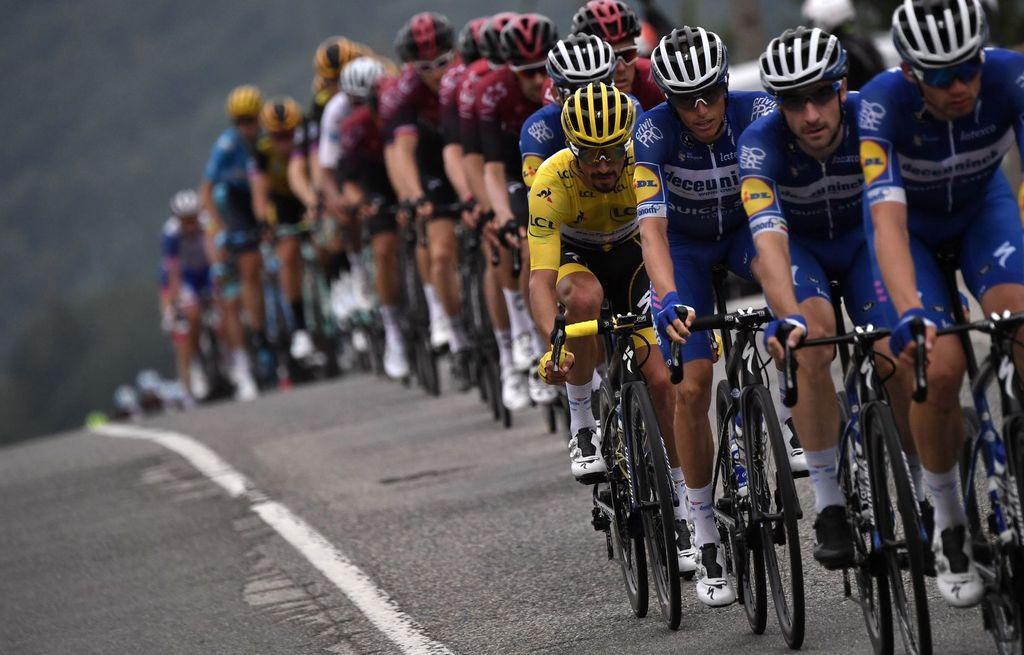 Cyclisme : le calendrier UCI 2021 dévoilé ! | Sport Business Mag