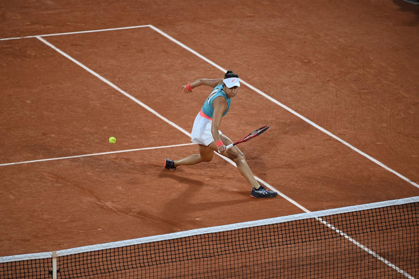 Roland Garros Resume Du Jour Du Tableau Feminin Sport Business Mag