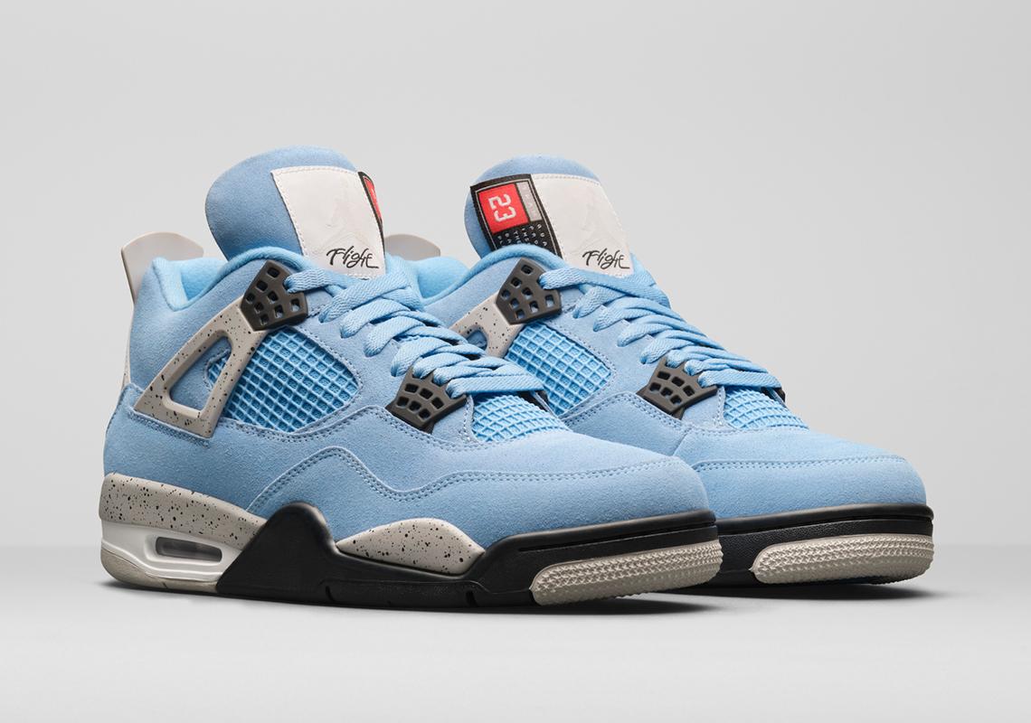 Sneakers/ Jordan - Air Jordan 4 University Blue