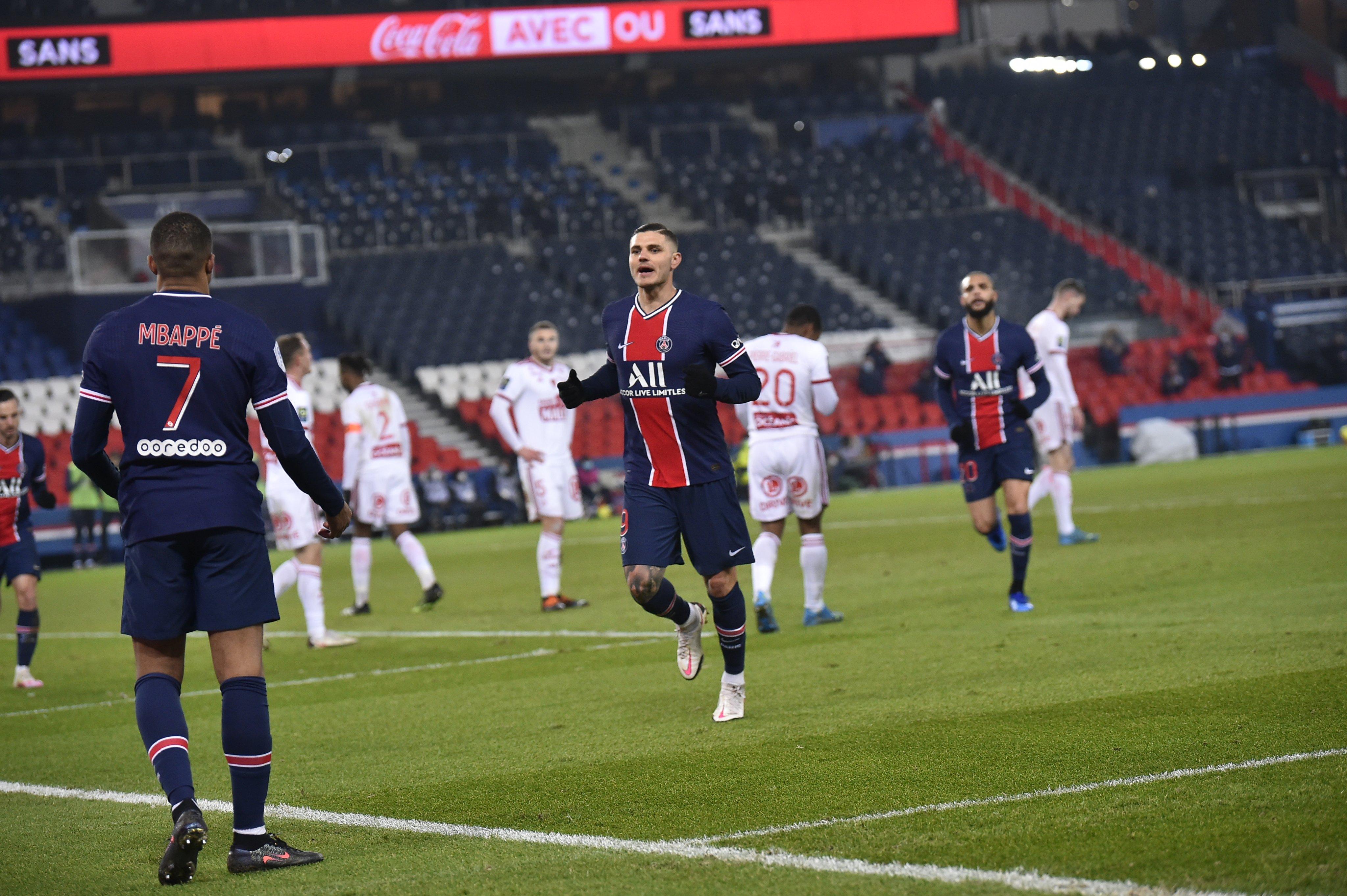 PSG : Thilo Kehrer, positif au Covid, forfait face à Brest - Eurosport
