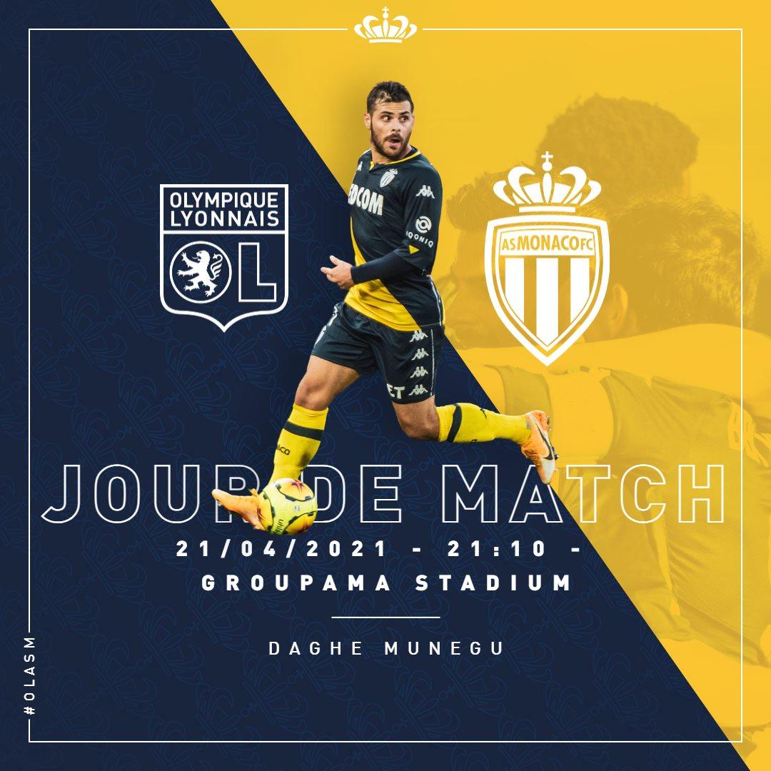 Foot / Coupe de France - Les compositions probables du match Lyon - As  Monaco