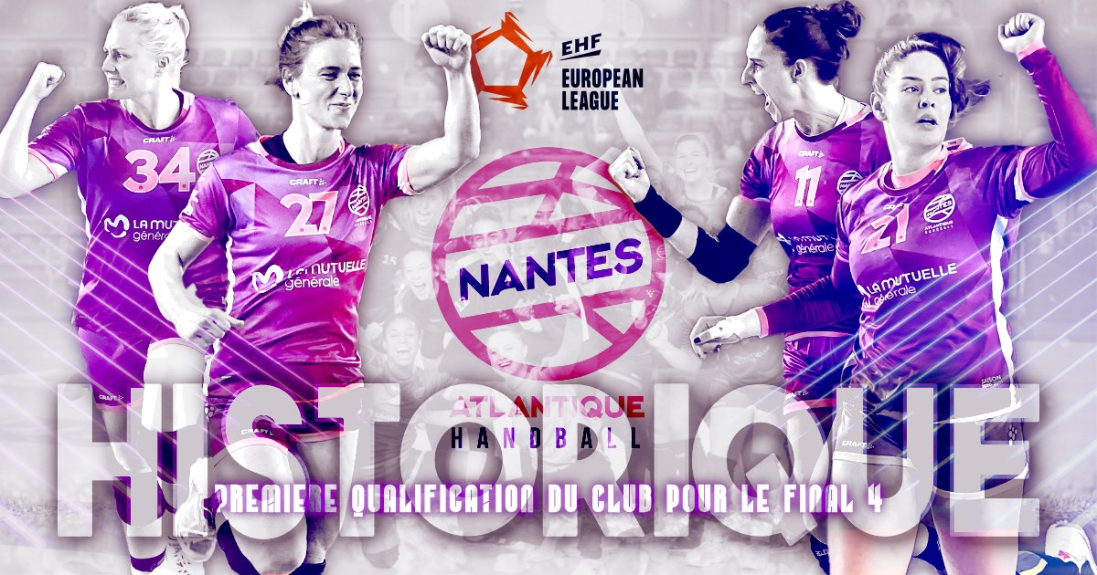 Nantes en final4 de l'European League