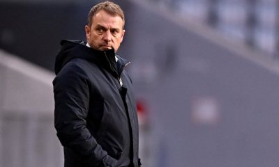 La Juventus pense à Hansi Flick
