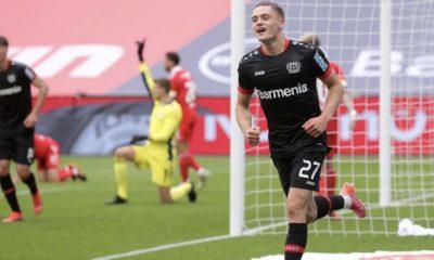 L'Union Berlin accroche le Leverkusen.