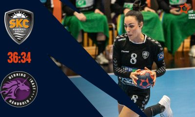 Siofok rejoint Nantes en finale de l'European League
