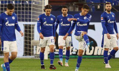 Schalke 04 joueuers