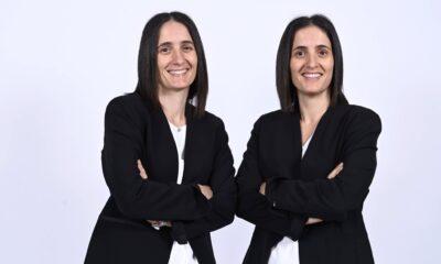 Les sœurs Bonaventura désignées meilleures arbitres de LBE cette saison