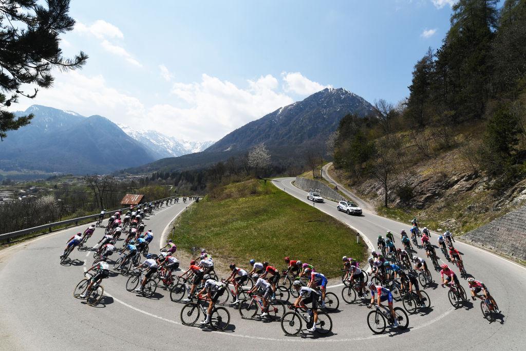 Calendrier Des Courses Cyclistes 2022 Cyclisme   Le calendrier World Tour 2022 dévoilé par l'UCI | Sport