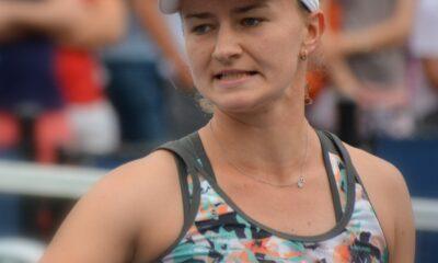 Barbora Krejcikova, demi-finale Prague ATP250