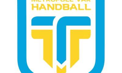 Le nouveau logo du Toulon Métropole Var Handball