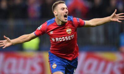 Le Milan AC suit Vlasic de prêt