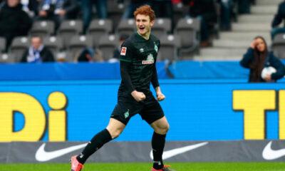 Le Werder refuse de nombreuses offres pour Sargent
