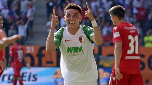 Ruben Vargas prolonge avec Augsburg