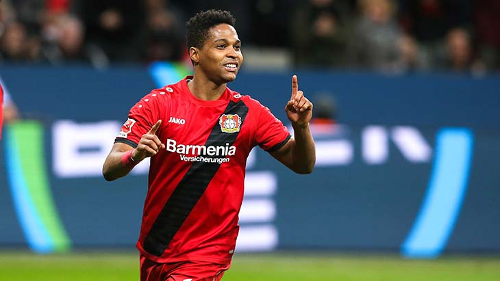 Wendell vers le Portugal
