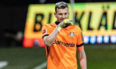 Lukas Hradecky devient le capitaine du Bayer Leverkusen