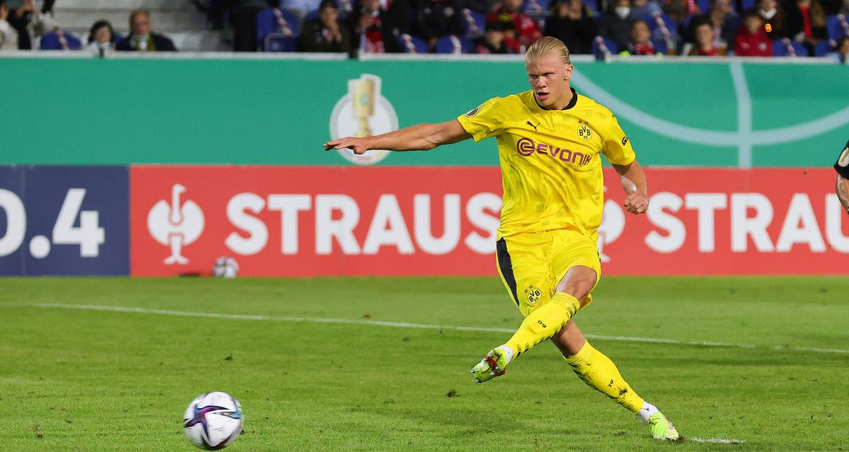 Sebastian Kehl pense qu'Erling Haaland va rester à Dortmund
