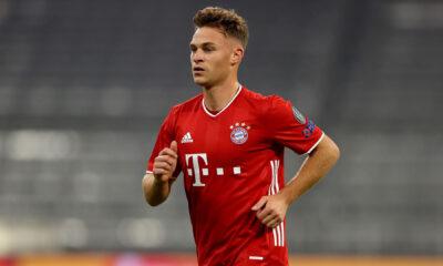 Joshua Kimmich prolonge au Bayern