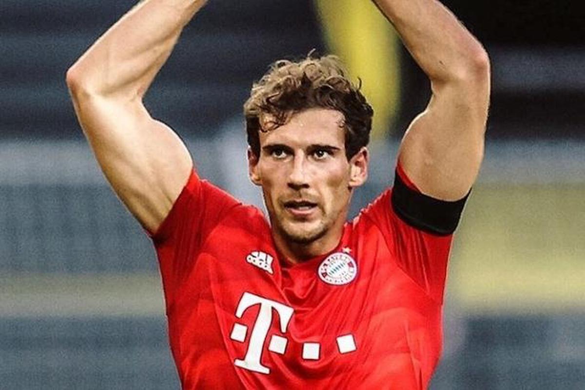 Leon Goretzka va prolonger au Bayern