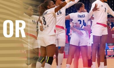 Les Bleues remportent le titre olympique en s'imposant face à la Russie