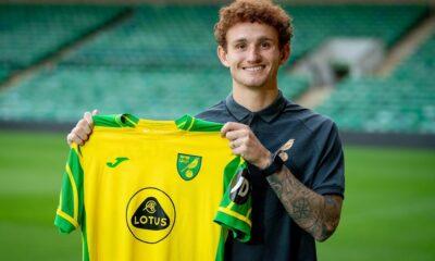 Josh Sargent officiellement à Norwich