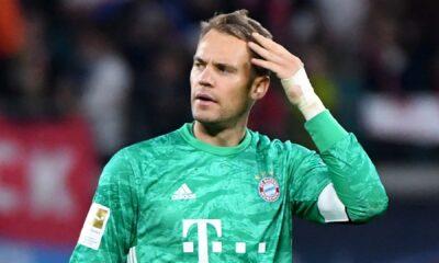 Manuel Neuer blessé à la cheville