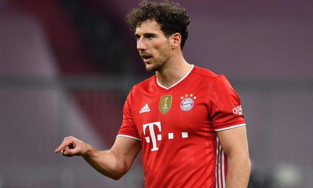 Le Bayern Munich prolonge Léon Goretzka