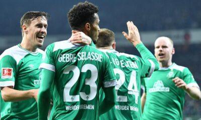 Victoire convaincante du Werder Brême