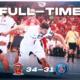 Le PSG s'incline 34 à 31 face à Veszprém